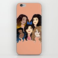 fifth harmony iPhone & iPod Skins featuring Fifth Harmony by SurpriseMila