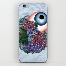 Eyes & Berries iPhone & iPod Skin