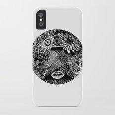 B&W Slim Case iPhone X