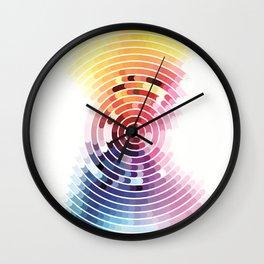 Wave Artwork iphone 6 case Wall Clock