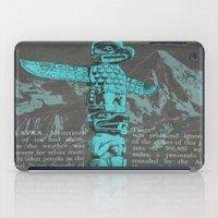 alaska iPad Cases featuring Alaska by Last Call