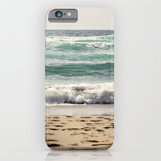 Walking In The Sand iPhone & iPod Case