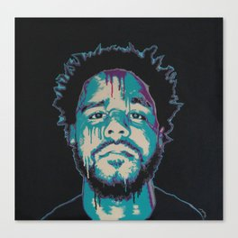 Cole World Cole Life Canvas Print