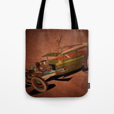 Snotty Tote Bag