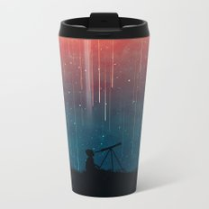 Meteor rain Metal Travel Mug