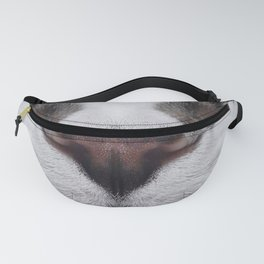 Pollux's Cat Face Fanny Pack