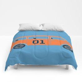 The General Van Comforters