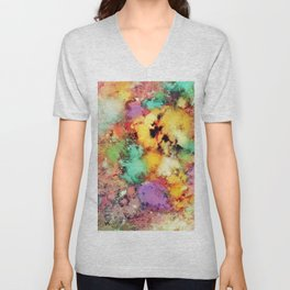 Shape shifting Unisex V-Neck