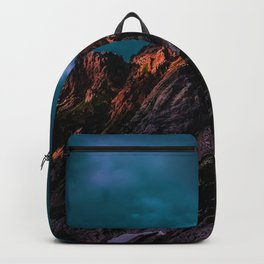 The Volcano Mountain (Color) Backpack