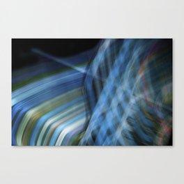 Ribbon Waterfall Canvas Print