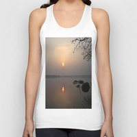 calm Tank Tops featuring calm by  Agostino Lo Coco