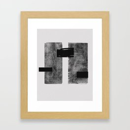Abstract 01 Framed Art Print
