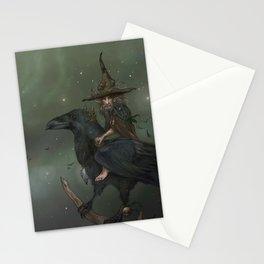 Munin, Autumn Spirit Stationery Cards