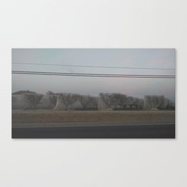 photo 8 Canvas Print