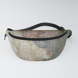 Tree bark 1 natural pattern Fanny Pack