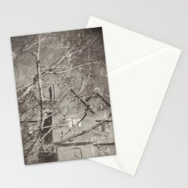 Witch House/Corwin House Salem MA #1 Stationery Cards