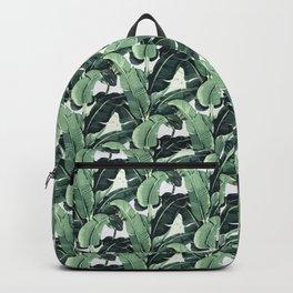 Tropical Banana Leaf Backpack