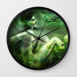 Aquatic Creature Wall Clock