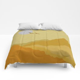 Shades of Desert Comforters