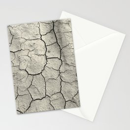 Parched Earth Stationery Cards
