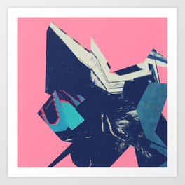 Abstract Formation Art Print