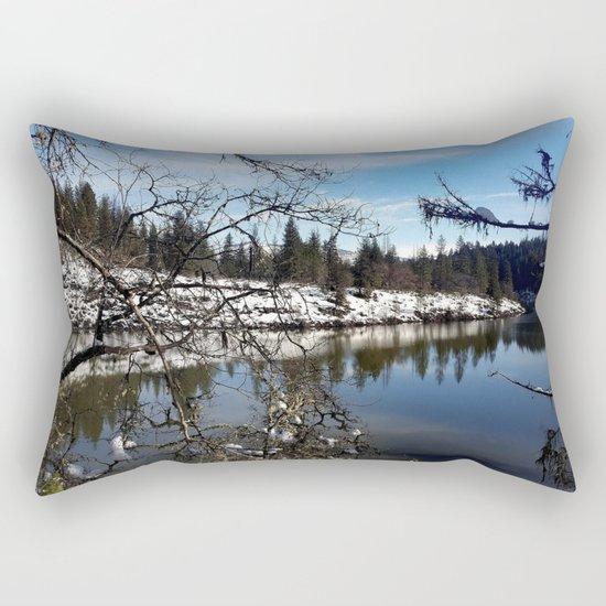 Lake Britton Rectangular Pillow