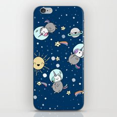 Cute Space Unicorns iPhone & iPod Skin
