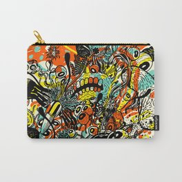 Triefloris Carry-All Pouch