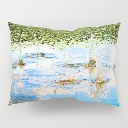 Splash the Clouds Pillow Sham