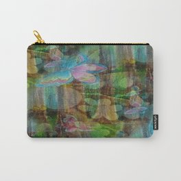 """ Maiden In The Mist "" Carry-All Pouch"