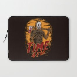 Time for fun Laptop Sleeve