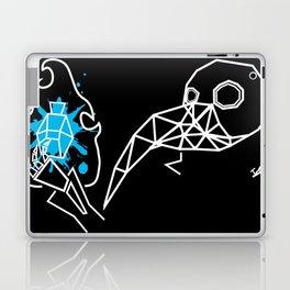 Plague Doctor pt.2 Laptop & iPad Skin