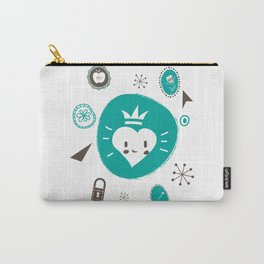 King Love Carry-All Pouch