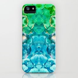 Awesome Lava Rock Explosion iPhone Case