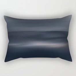 Sea glow - abstract seascape Rectangular Pillow