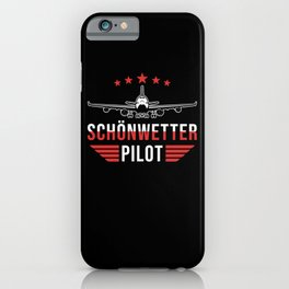 Pilot Gift iPhone Case