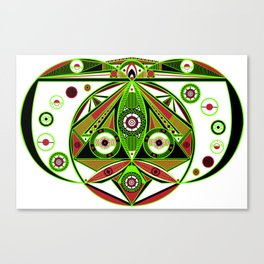 The third eye Canvas Print
