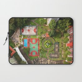 Singapore aerial drone Laptop Sleeve