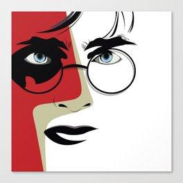 Harry Rocker! Canvas Print