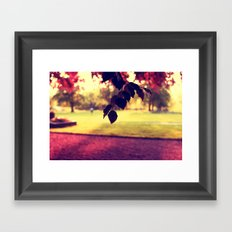 Coming Home Framed Art Print