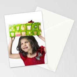 Holiday Card example  Stationery Cards