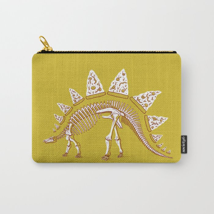 Pizzasaurus Awesome! Carry-All Pouch