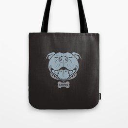 LARPBO Bully Head Tote Bag