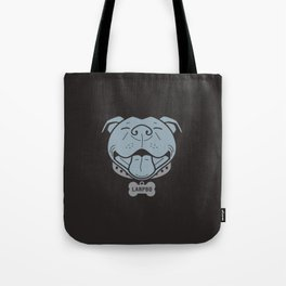 LARPBO Bully Head Tote Bag