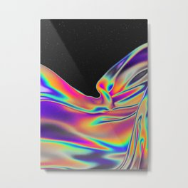 PERMANENT EMPATHY Metal Print