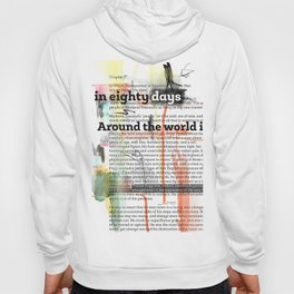 Around the world in eighty days - chapter 2 - text offered are in public domain  Hoody