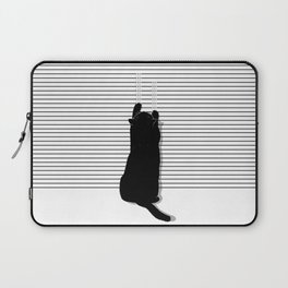 Cat Scratch Laptop Sleeve