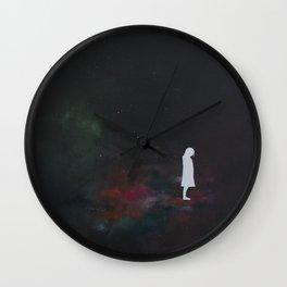Solo Galaxy Wall Clock