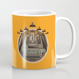 Robots Unite! crest variant Coffee Mug