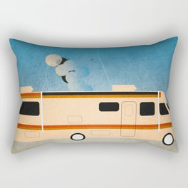 Breaking Bad - The Kitchen Rectangular Pillow